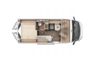 CV600 Edition 15-Automatico-Tetto Sollevabile